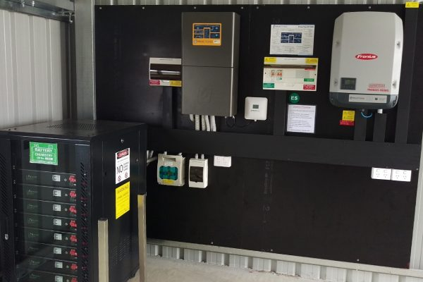 Alternative Uses of Battery for Off Grid Solar Systems