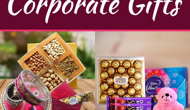 Some Popular Types of Corporate Gifts